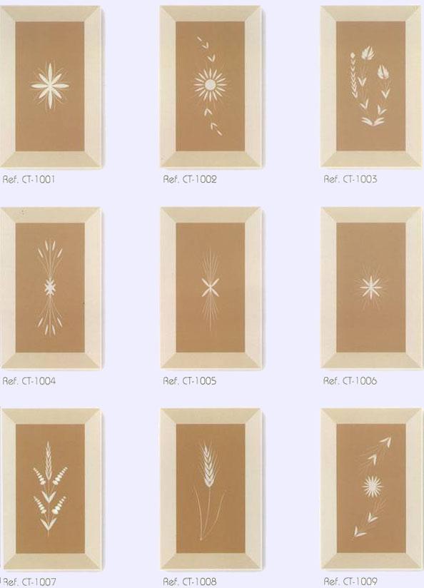 GRUPO CORBALAN. Vidrio para puertas interiores