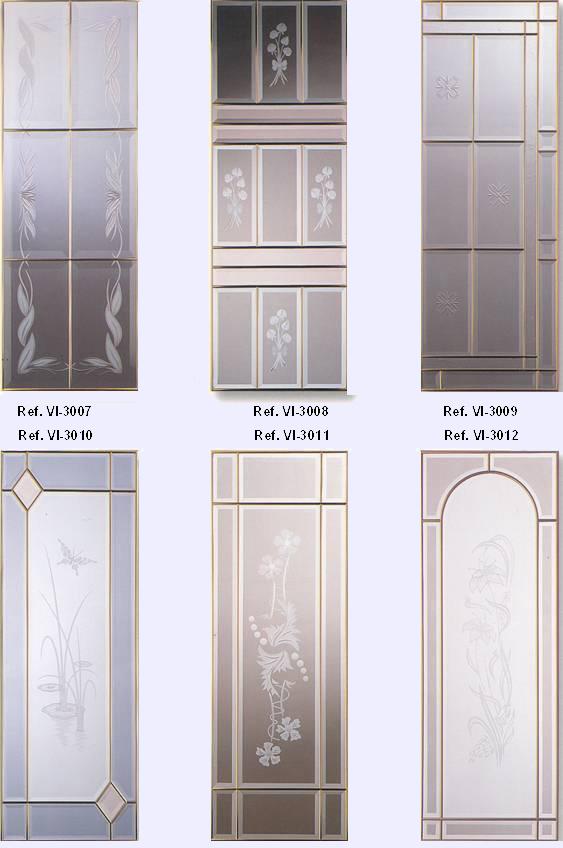 Grupo corbalan vidrio para puertas interiores - Vidrios para puertas ...